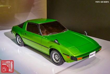 061SM-P2020377w_Mazda Savanna RX7 SA22 design model