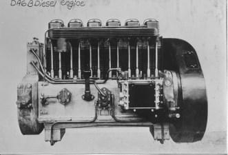 Isuzu DA6 diesel engine web