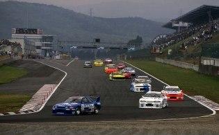 JTCC Nissan Skyline R33