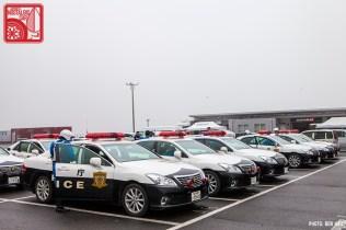 Toyota Crown patrol cars police