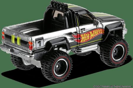 Hot Wheels 2017 Walmart mail-in 1987 Toyota Pickup 03