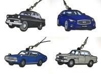 Nissan Skyline 60th Anniversary keitai straps
