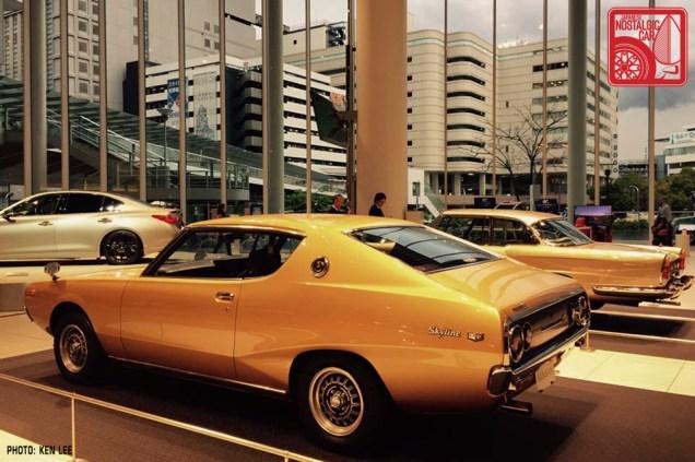 Nissan Skyline 60th C110 & BLRA3 w