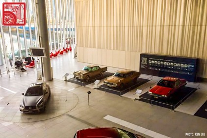Nissan Skyline 60th Yokohama w
