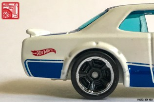 4541_Hot Wheels Nissan Skyline HT 2000GTX Hakosuka