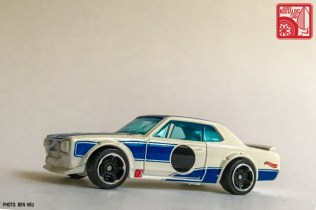 4542_Hot Wheels Nissan Skyline HT 2000GTX Hakosuka