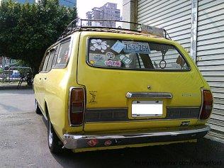 YueLoong YLN-753 Datsun 620 Wagon 04