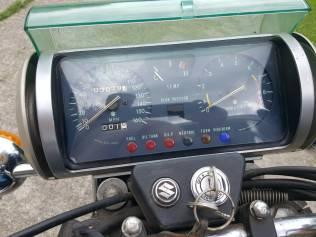 Suzuki RE5 Cluster Open