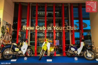 Honda Super Cub 60th 01w