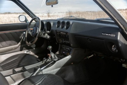 Datsun 260Z Bonhams Scottsdale 2018 04