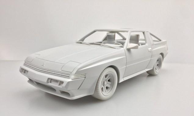 LS Collectibles Mitsubishi Starion 01