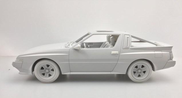 LS Collectibles Mitsubishi Starion 03