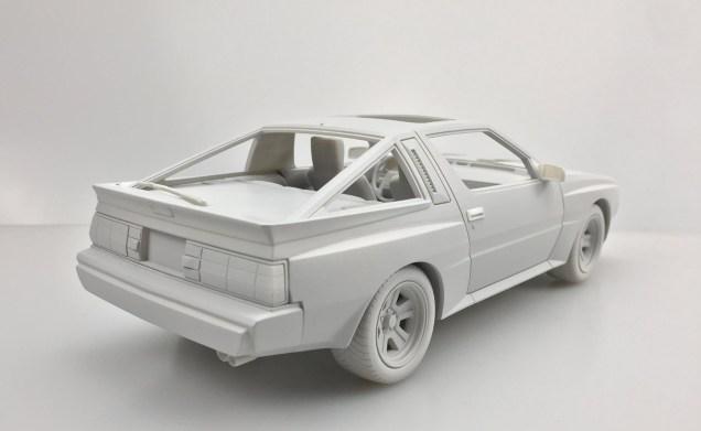 LS Collectibles Mitsubishi Starion 06