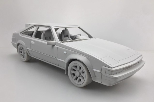LS Toyota Celica Supra A60 03s