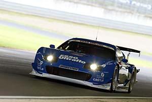 2002 JGTC Esso Ultraflo Toyota Supra A80