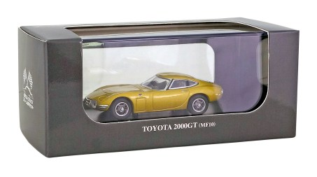 Toyota 2000GT Japan Post diecast