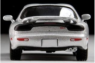 Tomica Limited Vintage Mazda RX7 FD3S silver 05