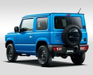 Suzuki Jimny 4th gen XL