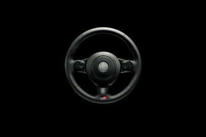 Toyota 86 GR Sport 06 steering wheel