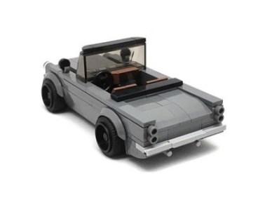Lego Datsun Fairlady Roadster by Legomasino 03