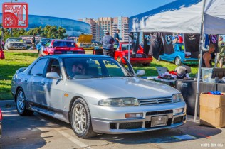 407-BH7847_Nissan Skyline R33 sedan