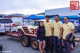 Glenn Chiou pit crew Datsun 240Z S30Z