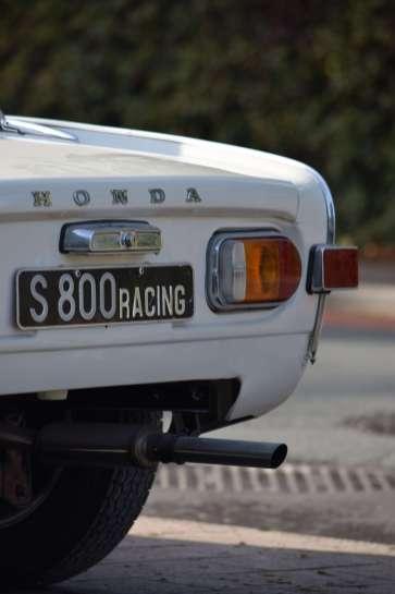 1968 Honda S800 Racing 35