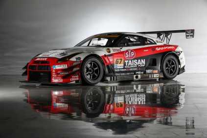 Nissan GTR R35 GT3 Taisan 02