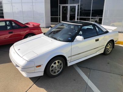 Coad Toyota MR2 AW11 collection trade-in 36