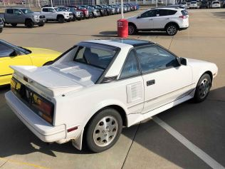 Coad Toyota MR2 AW11 collection trade-in 37