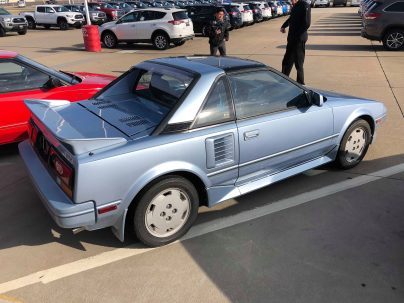 Coad Toyota MR2 AW11 collection trade-in 63