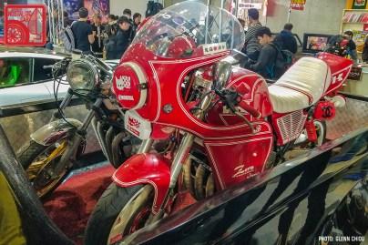192GC Tokyo Auto Salon 2019 Kawasaki bosozoku 02