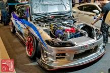 214GC Tokyo Auto Salon 2019 Nissan Silvia S15 01