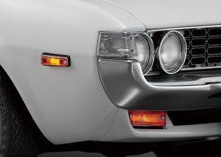 Hachette Toyota Celica Liftback 2000GT model kit lights turn signal