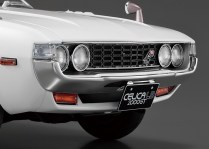 Hachette Toyota Celica Liftback 2000GT model kit nose