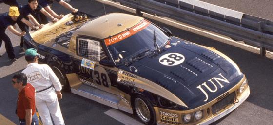 Mazda RX7 253i Le Mans