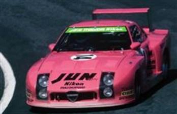 Mazda RX7 254i pink Jun