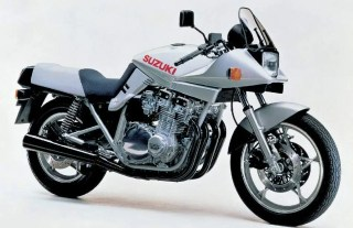 1979 Suzuki GSX1100S Katana