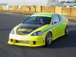 JUN DC5 Honda Integra RSX
