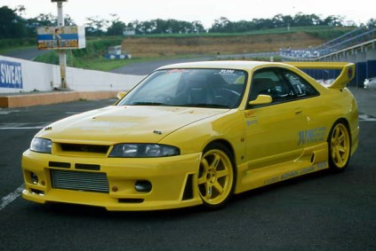 JUN R33 Nissan Skyline GTR