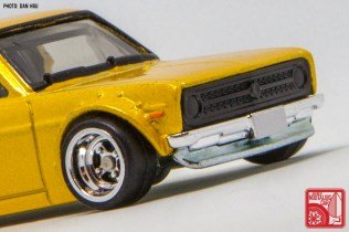 Hot Wheels Datsun Sunny Truck B120 Japan Historics prototype 3483