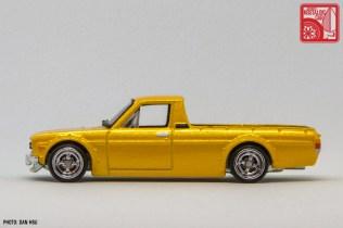 Hot Wheels Datsun Sunny Truck B120 Japan Historics prototype 3488