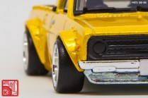 Hot Wheels Datsun Sunny Truck B120 Japan Historics prototype 3492