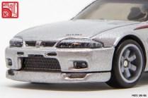 Hot Wheels Nissan Skyline GTR R33 Nismo prototype 3744