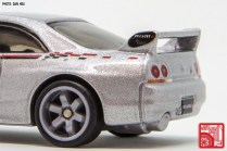 Hot Wheels Nissan Skyline GTR R33 Nismo prototype 3746
