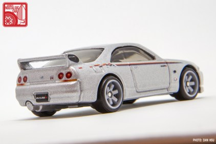 Hot Wheels Nissan Skyline GTR R33 Nismo prototype 3748
