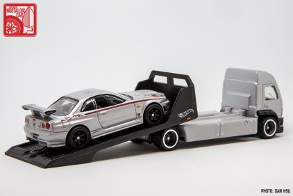 Hot Wheels Nissan Skyline GTR R34 Nismo prototype 3762