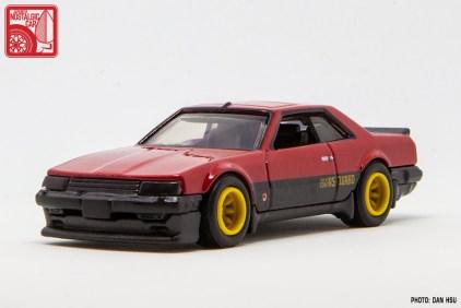 Hot Wheels Nissan Skyline R30 Japan Historics prototype 3777
