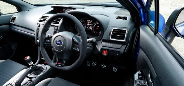 Subaru Impreza WRX STI EJ20 Final Edition 01