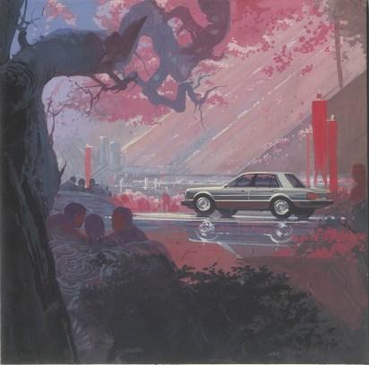 Syd Mead Honda Ballade 01